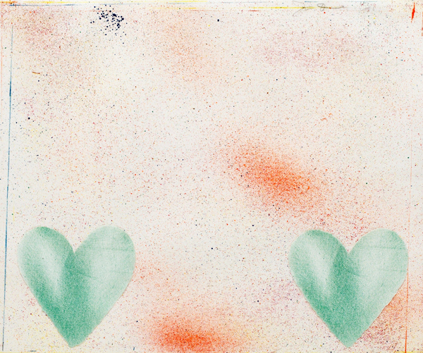 Jim Dine - Dutch Hearts