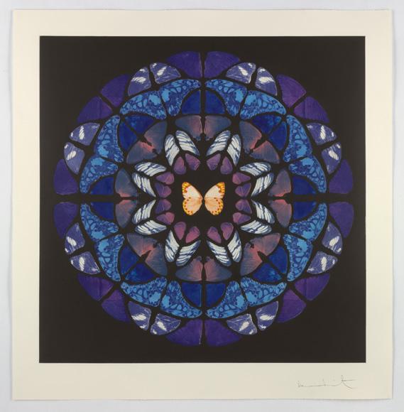 Damien Hirst, Sanctum Dome, Galerie Jeanne Muenchen