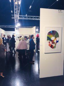 Die Galerie Jeanne aus München auf der Kunstmesse