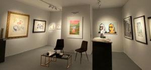Moderne Art 2021 - Paris - Galerie Jeanne - Munich